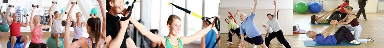 Jheringsfehn Reha Fitness